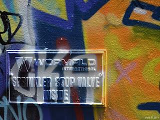 street art stop valve