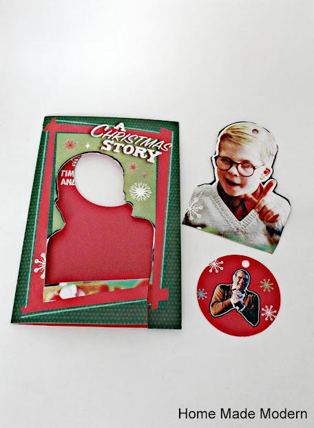 christmas story gift tags