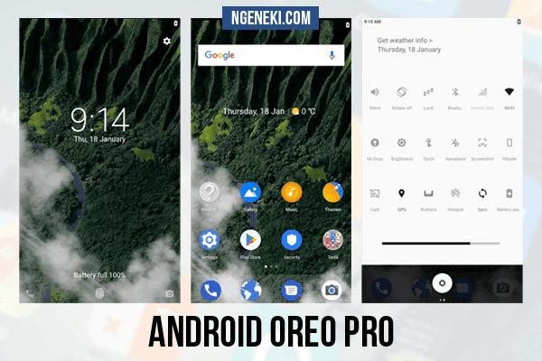 Android Oreo Pro