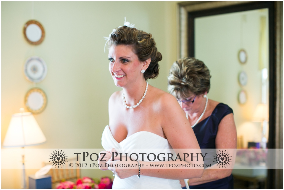 Thomas Birkby House Wedding