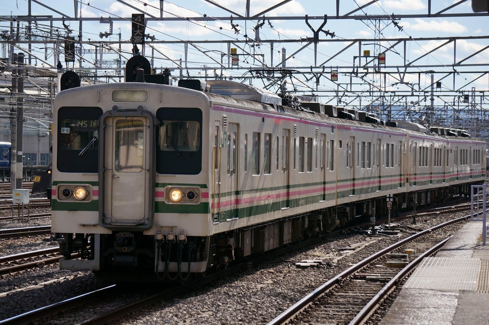 JR東日本107系電車