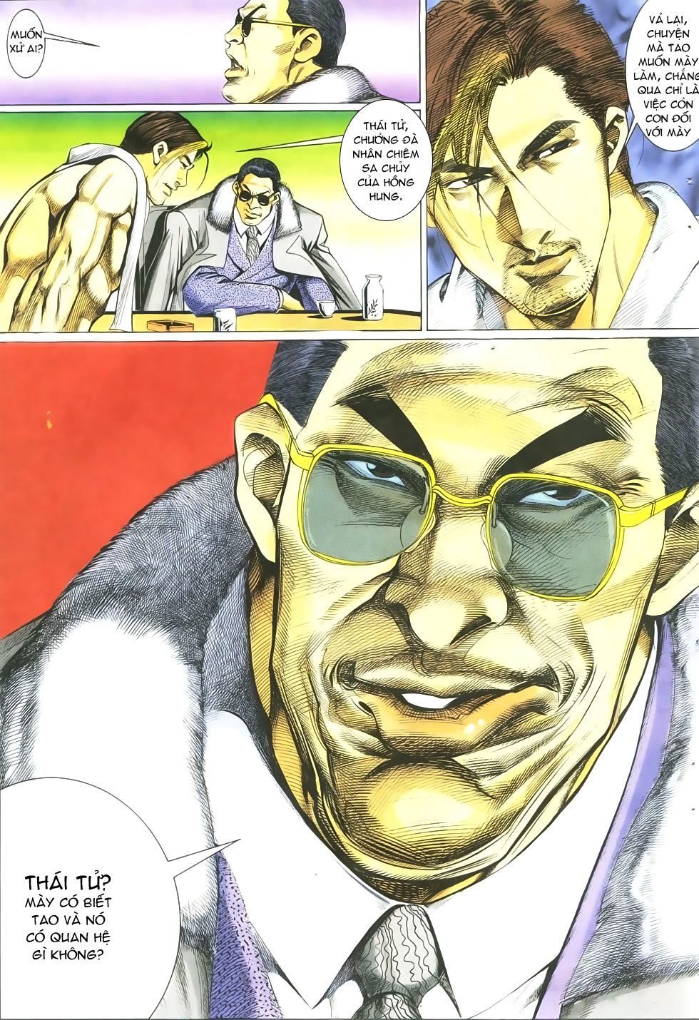 Người Trong Giang Hồ chapter 299 trang 24