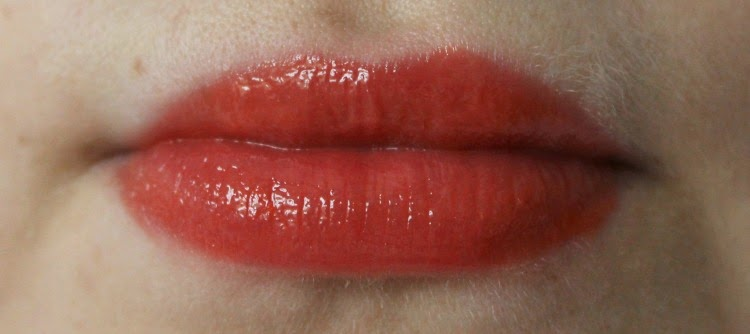 Maybelline Colour Sensational High Shine Lip Gloss in Electric Orange
