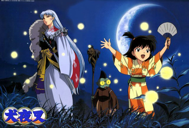 Sesshomaru anime inuyasha