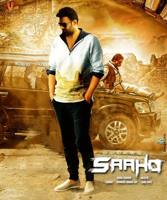 New Prabhas Saaho Look HD Wallpapers