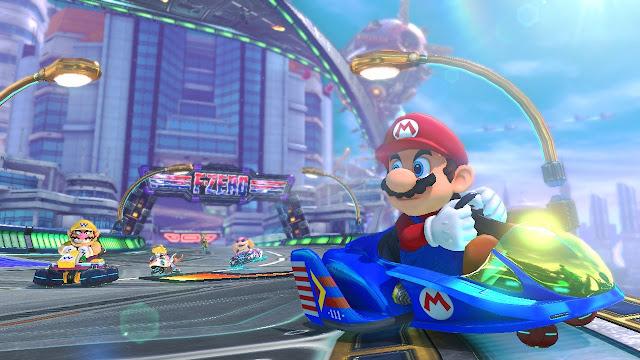 Nintendo habla sobre el origen de F-Zero y Mario Kart, ¿más en común de lo que creemos?