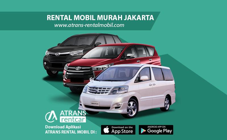 Rental mobil murah Jakarta 2018