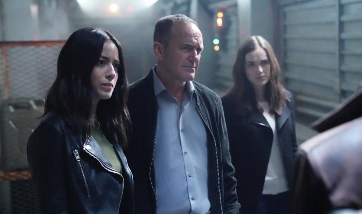 Agents of SHIELD - Episode 5.01 - 5.02 - Orientation - Sneak Peek, Promotional Photos & Press Release