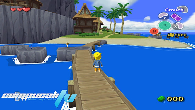 The Legend of Zelda - The Wind Waker PC Español