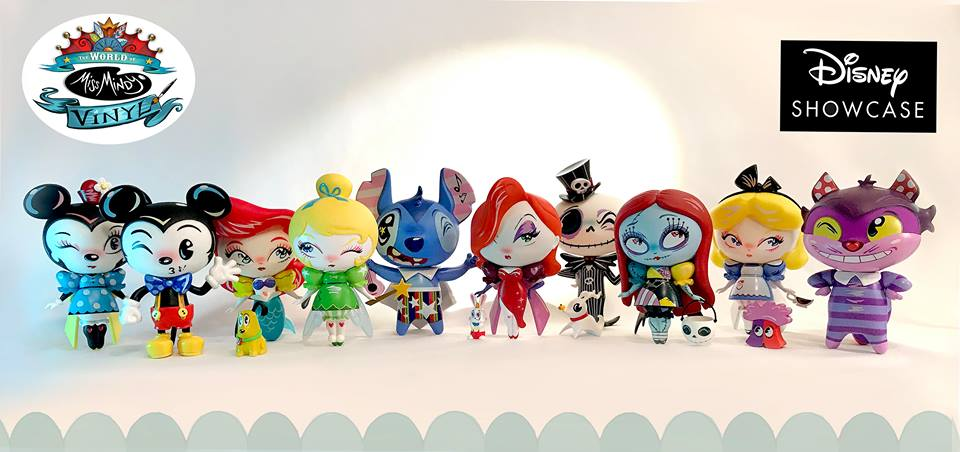 197a923481e World of Miss Mindy Designer Vinyl Disney Figurines Spotted in Singapore