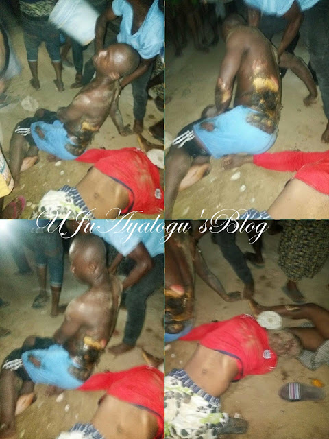 Over 30 Football Viewers Electrocuted In Calabar..(Graphic Photos)