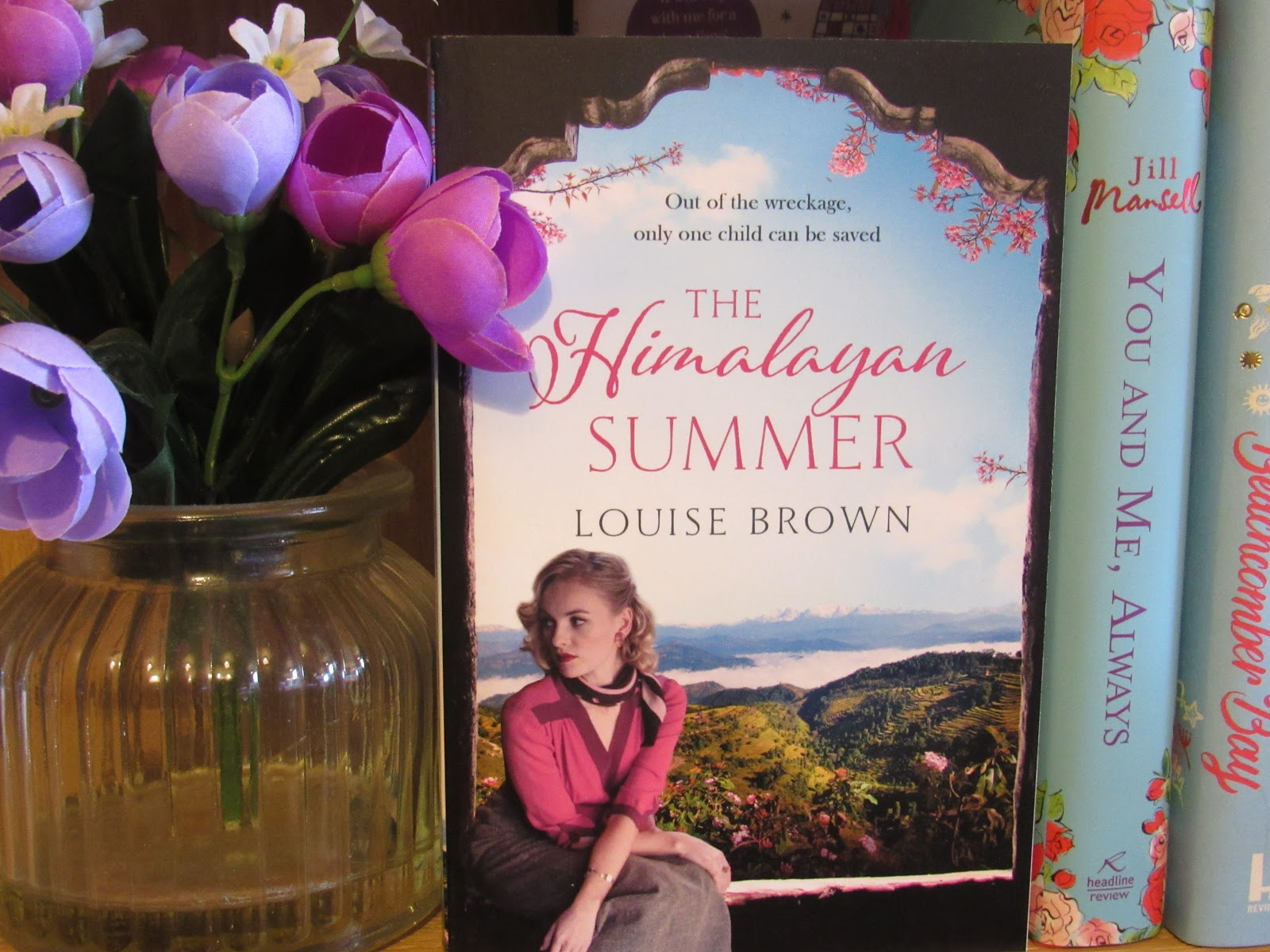 Blooming Fiction Book Review | The Himalayan Summer