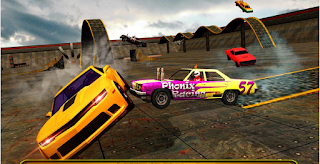 Car wars 3D: Demolition mania Android For Apk Game Download