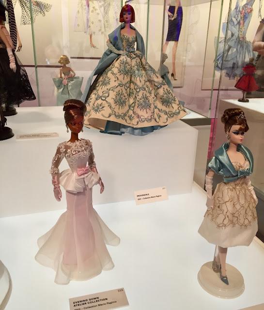 kokemuksia Barbie näyttelystä
