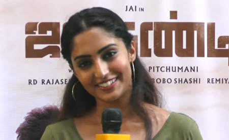 I love Tamil Cinema – Reba Monica John