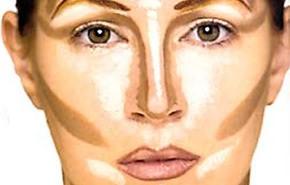 μακιγιάζ μύτης