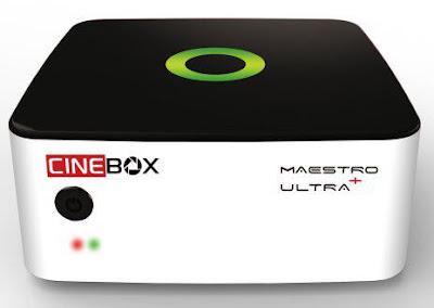 CINEBOX%2BMAESTRO%2BPLUS%2BULTRA - CINEBOX MAESTRO PLUS ULTRA NOVA ATUALIZAÇÃO V1.25.0 - 23/09/2017