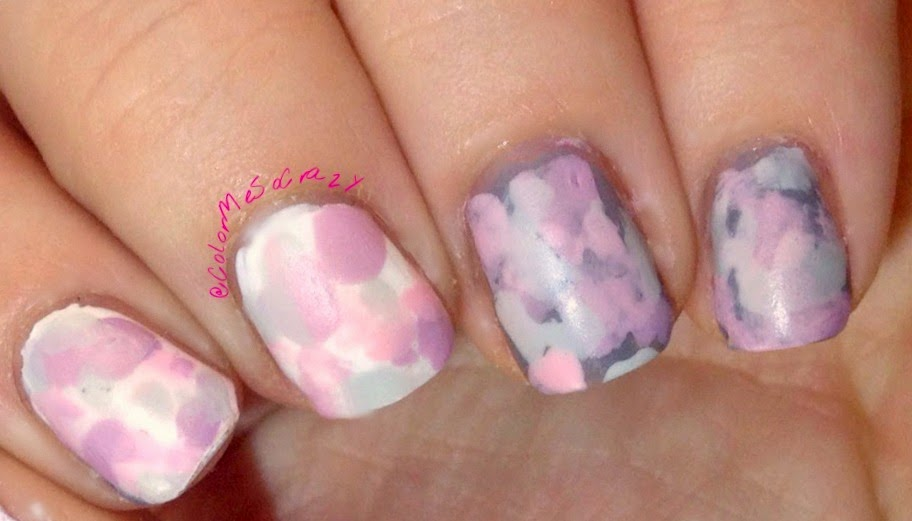 pastel for GOT Polish
