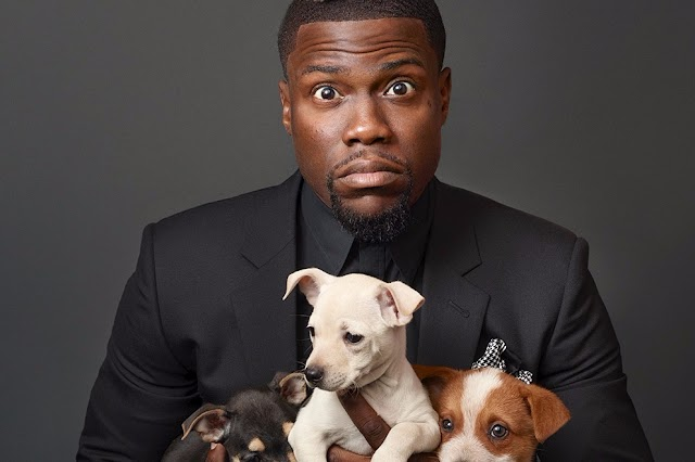 EVENT: Comedian Kevin Hart's New Book Tour Signing in Los Angeles, CA 6/12/17