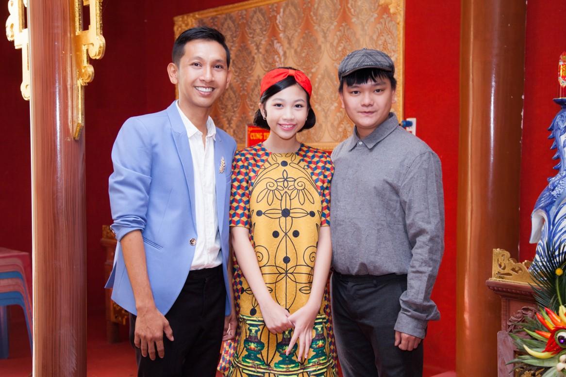 Trịnh Tú Trung cùng Ngọc Lan Vy nhận lời mời tham gia Liên hoan phim Quốc tế Malaysia