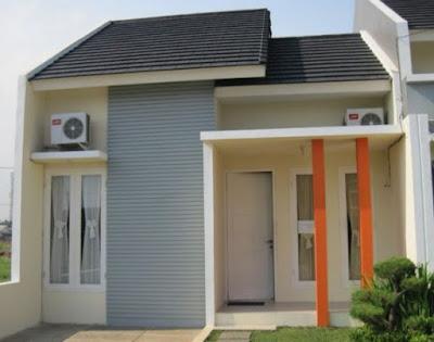 jenis atap pelana rumah type 36 modern