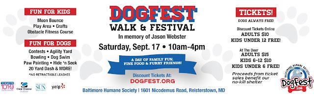 Dogfest banner