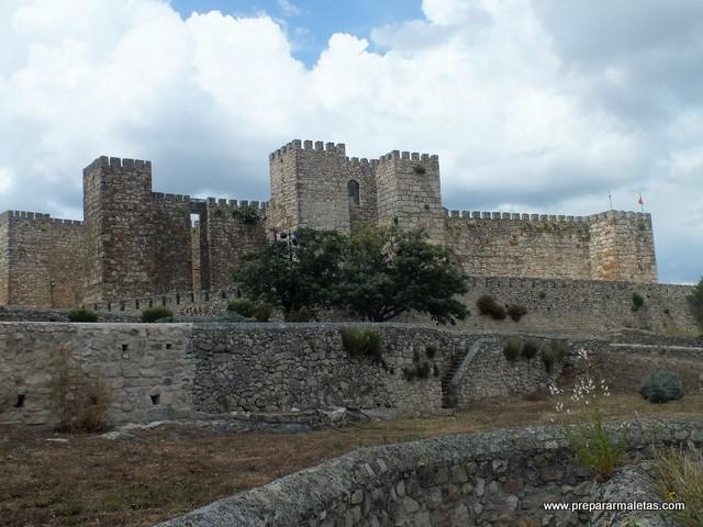 el castillo de trujillo es imprescindible