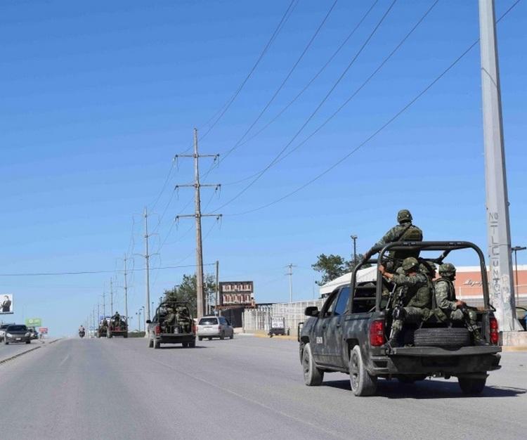 Van 9 días de martirio, Suman 14 muertos por violencia en Reynosa