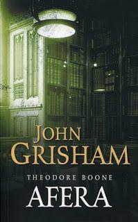Afera John Grisham - recenzja