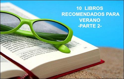10 LIBROS RECOMENDADOS VERANO PARTE 2
