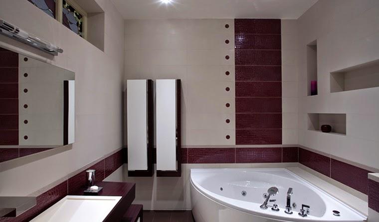 Corner Bath Features In The Bathroom 48 Designs Interior Design Gorgeous Bathroom Baths Design