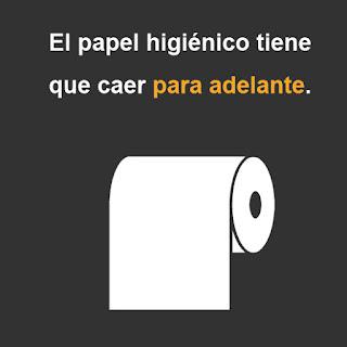 TOC : Trastorno obsesivo compulsivo del papel higiénico.