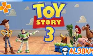 تحميل لعبة توى ستورى 3: ث ڤيديو جام Toy Story 3 psp لمحاكي ppsspp