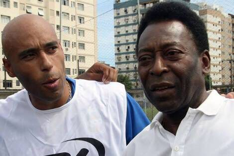 Pele's son to serve jail time for drug offences