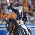 Anky van Grunsven for 7th time at Olympic Games and fashion designer
