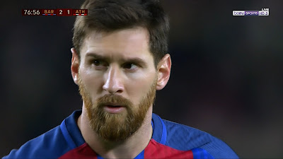 CDR-16 Barcelona 3 vs 1 Bilbao 11-01-2017