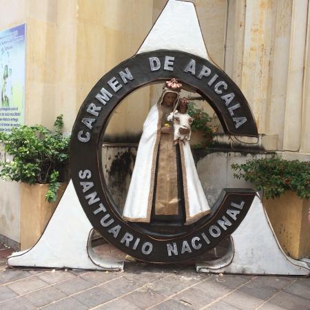 Virgen Del Carmen De Apicala