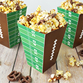 Football Popcorn Boxes