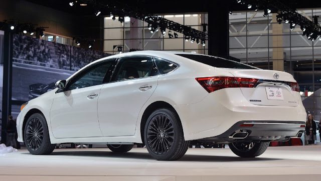 2018 Toyota Avalon Redesign, Hybrid - 2017 / 2018 New Car Models