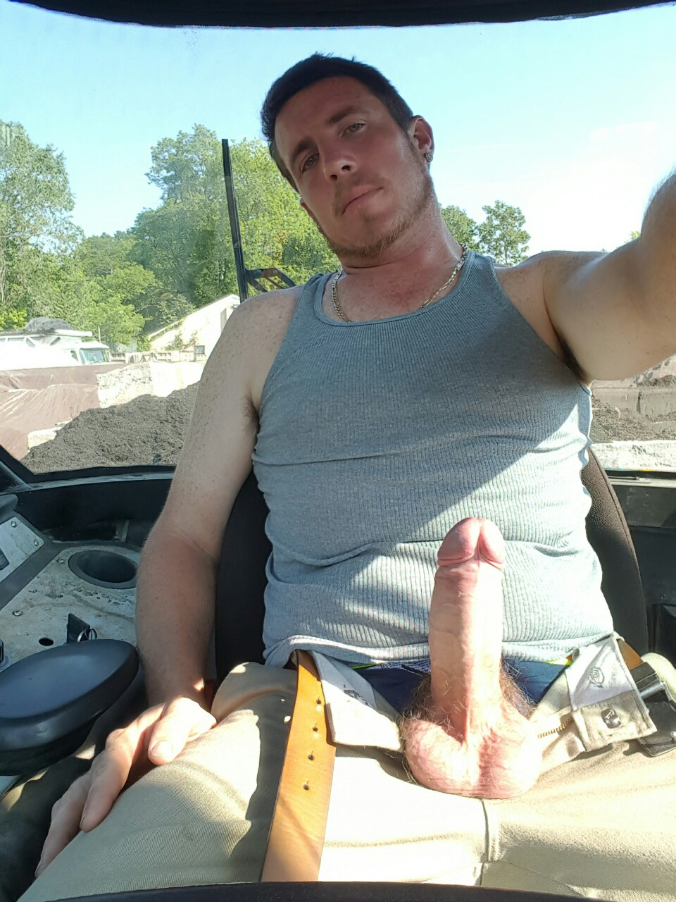 Big horny men