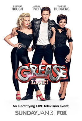 Grease Live! Poster
