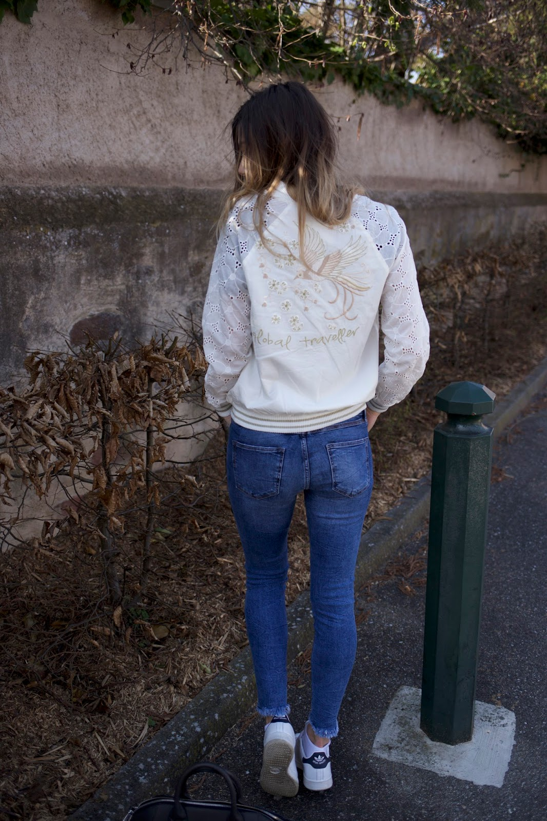 Maeva Dck, blogueuse mode, desigual