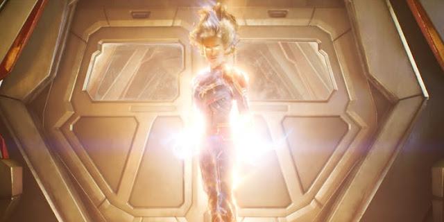Kekuatan Luar Biasa Captain Marvel Akan Timbulkan Masalah di Avengers: Endgame