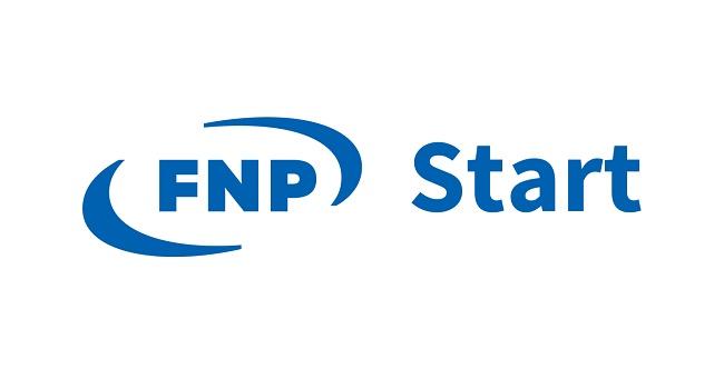 Logo konkursu Start od Fundacji na rzecz Nauki Polskiej