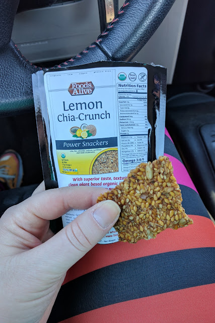 Foods Alive - Power Snackers - Lemon Chia Crunch