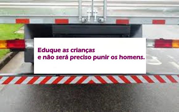 Frase de caminhão