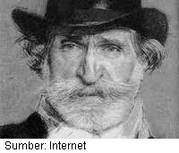 Giuseppe Verdi Pengagum William Shakespeare