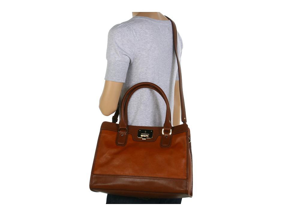 Cole Haan Vintage Valise Kendra Handbag