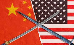 JR Nyquist warns of China's invasion plans for the USA, aided by Democrats