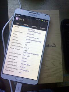 Spesifikasi HDC Mobile
